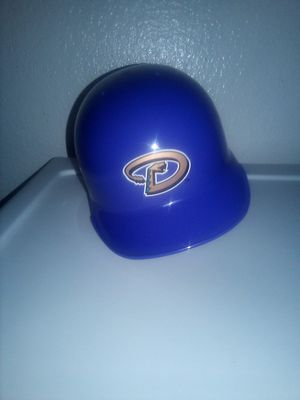 MLB PURPLE ARIZONA DIAMONDBACKS MINI HELMET BY RIDDELL for Sale in Tempe, AZ