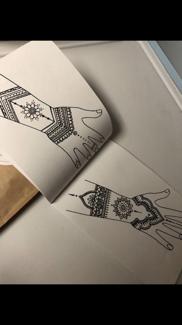 'Free People' Namaste DIY Henna Kit