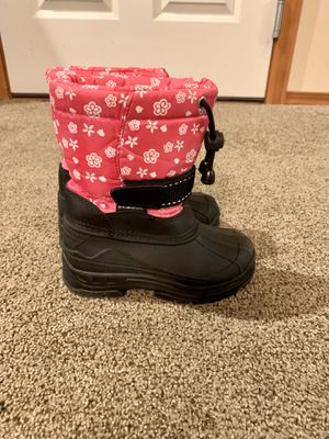 Girls Winter Snow Boots for Sale in Marysville, WA