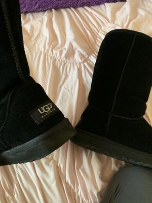 Black Ugg boots for Sale in Hyattsville, MD