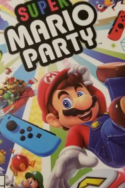 Super Mario Party Nintendo Switch Game for Sale in Antioch,  IL