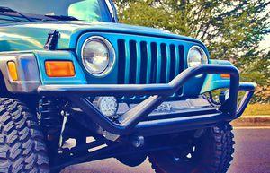 I sell urgent 2000 Jeep Wrangler TJ 💲1000 for Sale in Huntsville, AL