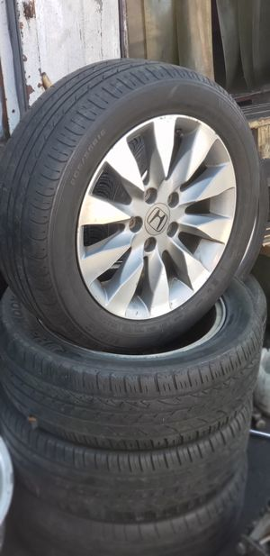 """Used 16"""" inch Honda rims for Sale in Englewood Cliffs, NJ"""