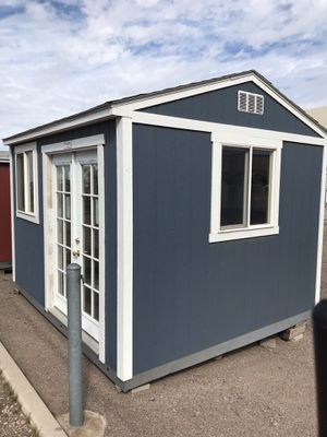 TUFF SHED 10x12 PREMIER TALL RANCH DISPLAY MODEL. LOTS OF EXTRAS! for Sale in Phoenix, AZ