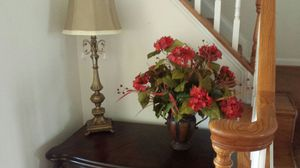 Homemade Silk Flower Arrangement for Sale in Ashburn, VA