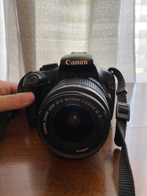 Canon Eos Rebel T3 for Sale in McKinney, TX