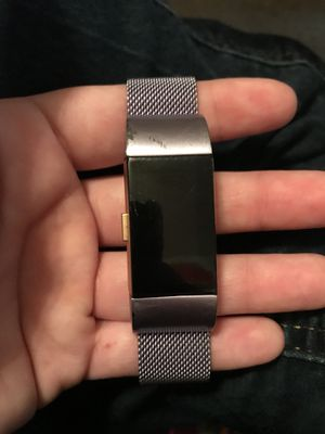 Fitbit Charge 2 for Sale in East Brunswick, NJ