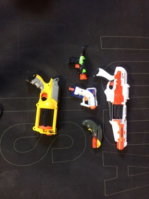 Nerf gun lot for Sale in Seattle, WA