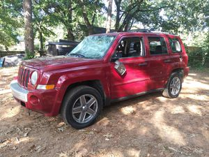 2007-2010 Jeep Patriot Parts for Sale in Atlanta, GA