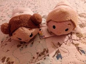 Disney Star wars luke & leia tsum tsum plushie for Sale in City of Industry, CA