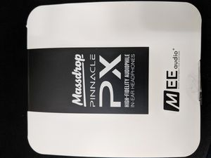 MEE Audio Pinnacle PX IEM Earbuds for Sale in Fairfax, VA