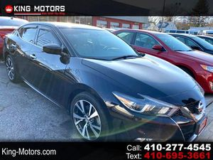 2017 Nissan Maxima for Sale in Woodlawn, MD