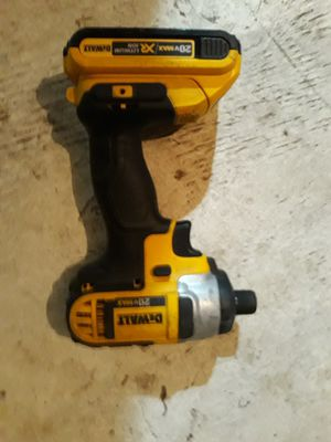 20v Dewalt brushless impact for Sale in Joplin, MO