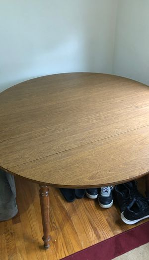 Table with folding sides for Sale in Westlake, OH