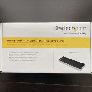 Brand New - StarTech KVM Dock/Switch for Sale in Rancho Cordova, CA