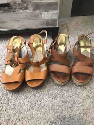 Michael Kors Shoes - Wedges for Sale in Dallas, TX