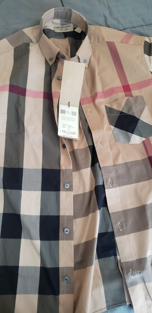 Burberry Shirt for Sale in Mableton, GA