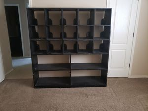 IKEA 5x5 storage shelves for Sale in Manor, TX
