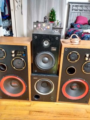 Acoustic / Sony Loudspeakers System for Sale in Los Angeles, CA