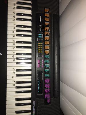 Keyboard piano for Sale in Phoenix, AZ