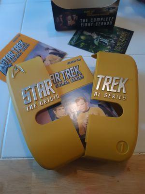 Star Trek the complete first season like new for Sale in DeFuniak Springs, FL