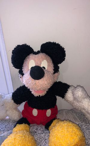 Mickey stuffed animal for Sale in Germantown, MD