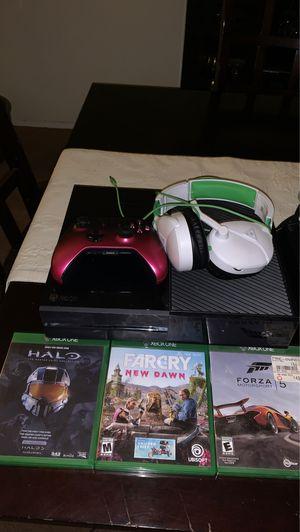 Xbox one 500 GB for Sale in Corona, CA