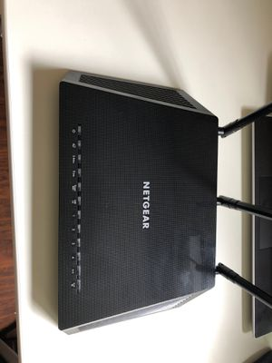 Netgear Nightawk AC1750 R6700v3 for Sale in Germantown, MD