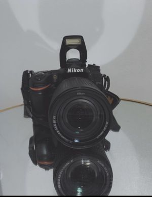 NIKON D7100 for Sale in ONIZUKA Air Force Base, CA