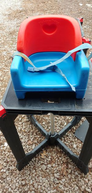 Fisher Price booster seat for Sale in New Baden, IL