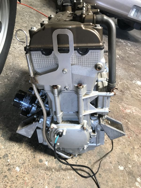 05-09 kawasaki stx 12F engine 80hours for Sale in Carmichael, CA - OfferUp