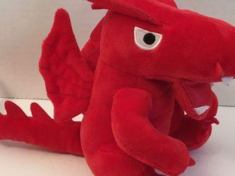 "MSI Gaming Red Dragon 29th Anniversary Limited Edition Plush (5.5"") for Sale in Miami,  FL"