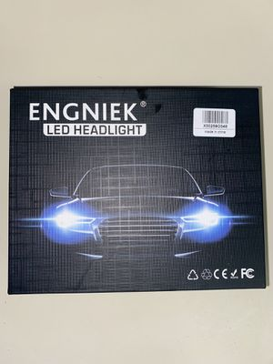 ENGNIEK LED Headlight bulbs for Sale in Fresno, CA