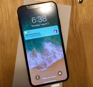 iPhone X Brand New Factory Unlocked for Sale in Sugar Land, TX