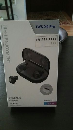 New Wireless Ear Buds Bluetooth Charging Case Universal for Sale in Columbus, OH