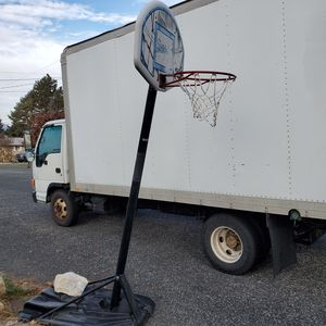 Outdoor basketball hoop for Sale in Cashmere, WA