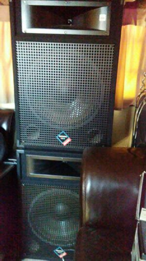 Nady audio ps115 pro power series for Sale in Ravensdale, WA