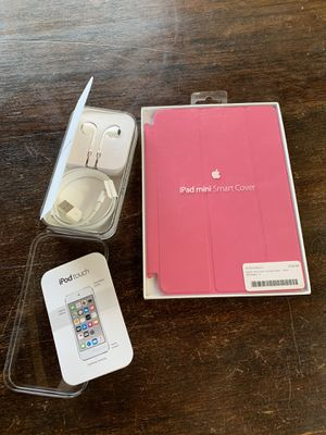 Apple Smart Cover + Lightning Cables & EarPods for Sale in Danville, CA