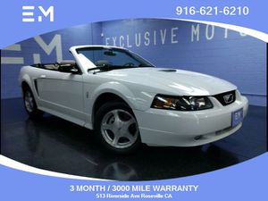 2001 Ford Mustang for Sale in Roseville, CA