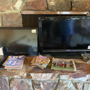Set Of HD Television (2) for Sale in Santee, CA