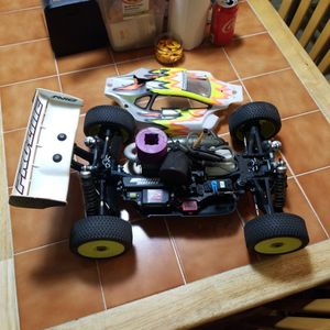 Mugen MBX RC nitro car 1/8 scale for Sale in Humble, TX