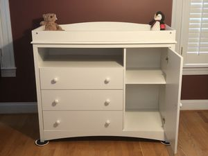 Baby Changing Table Dresser for Sale in Arlington, VA