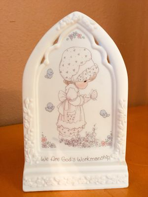 "PRECIOUS MOMENTS ""We are God's Workmanship"" for Sale in Fairview, OR"
