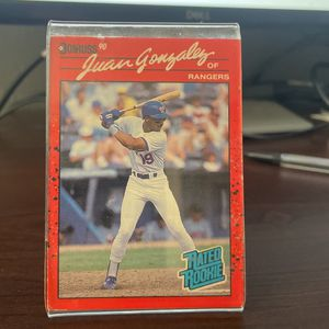Juan Gongzalez Baseball Card for Sale in Oakdale, CA