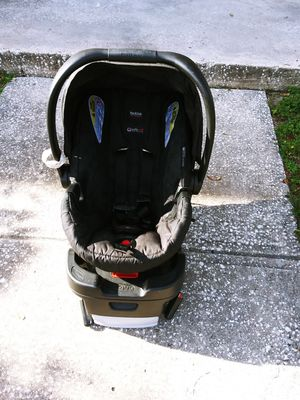 Britax car seat in good condition for Sale in Tampa, FL