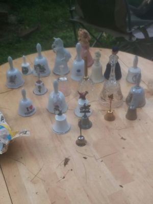 a collection Bell's glass porcelain for Sale in undefined