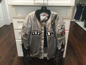 Suzuki Motorcycle Jacket for Men for Sale in Houston, TX