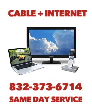 Cable and Internet for Sale in Houston, TX