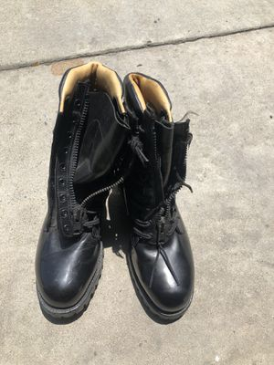 Chippewa fire ,academy , steel toe work boots for Sale in Lakewood, CA