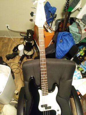 Beautiful Bass guitar for Sale in Tacoma, WA